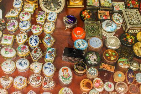 Vintage Objects Archivio Fotografico - 131833028