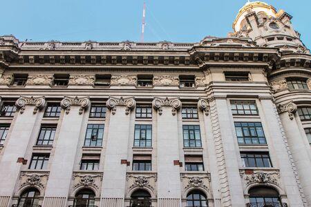 Vintage Building Banque d'images - 137890423