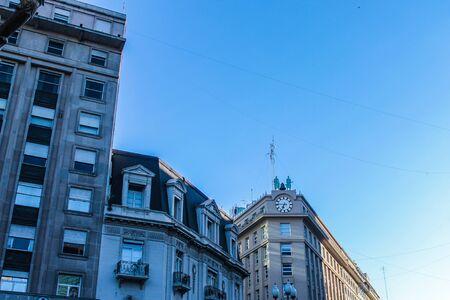Vintage Building Banque d'images - 137890806