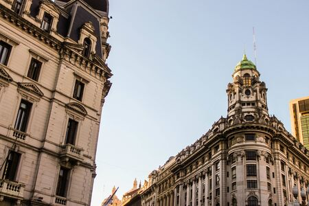 Vintage Building 스톡 콘텐츠