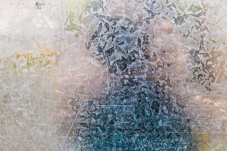 Metallic Shutter Surface