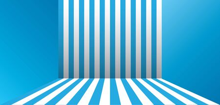 Striped room background for For Election day, Vote - Web banner, Poster or brochure template. Vector illustration. Election room, wall, election day house, Election Day Wallpaper. Vote wall and blue stripes. Patriotic, Vote, Veteran