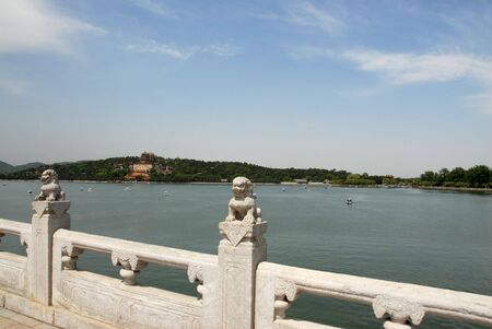 summer palace of Beijing