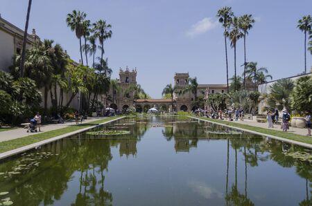 Balboa Park, San Diego, USA.