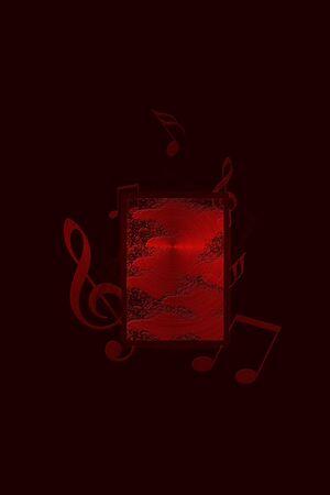 music template