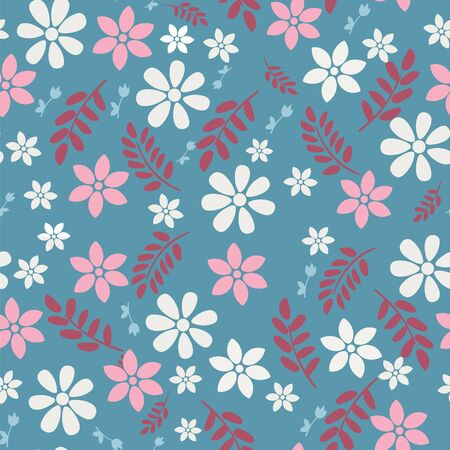 Seamless pattern for summer dress and blouse Banco de Imagens - 144702196