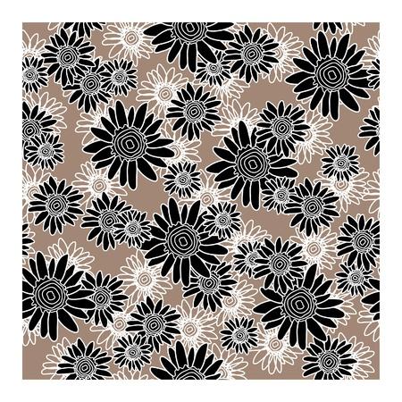 art vintage pattern background  photo