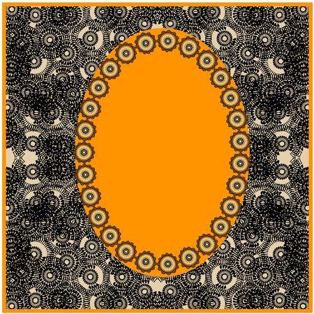 art vintage pattern background Stock Photo - 13019589