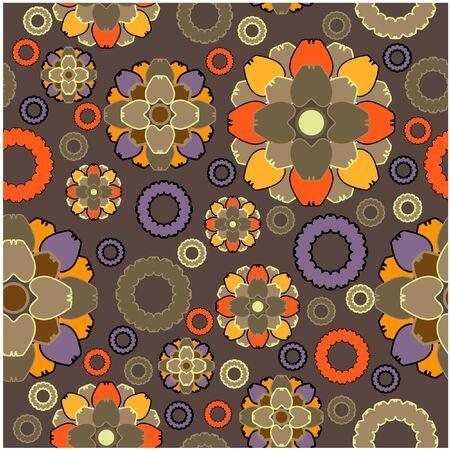 art vintage pattern background  Stock Photo - 13016177