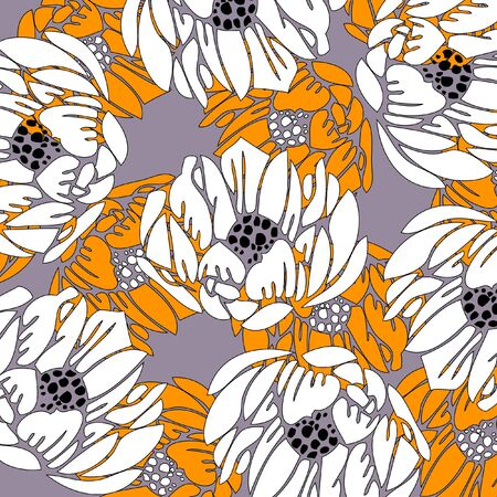 art vintage pattern background  Imagens