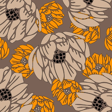 art vintage pattern background Stock Photo - 13018801