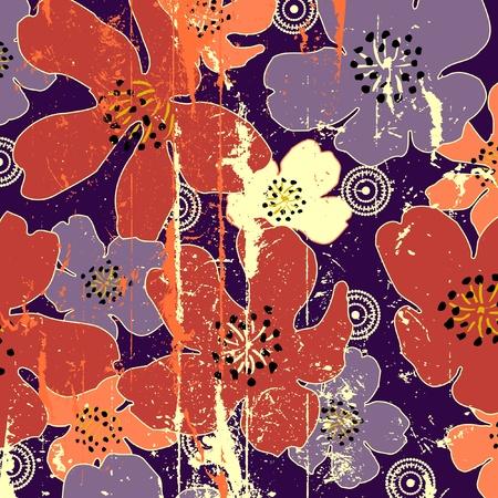 art vintage pattern background  Stock Photo - 13020534