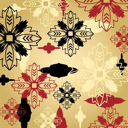 art vintage pattern background Stock Photo - 13020373