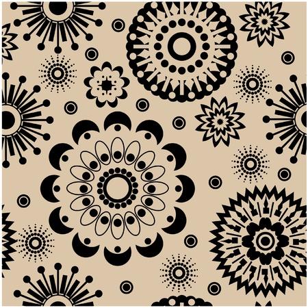 art vintage pattern background Stock Photo - 13020346
