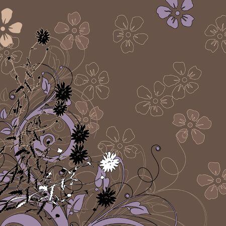 art vintage pattern background Stock Photo - 13020327