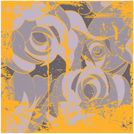 art vintage pattern background