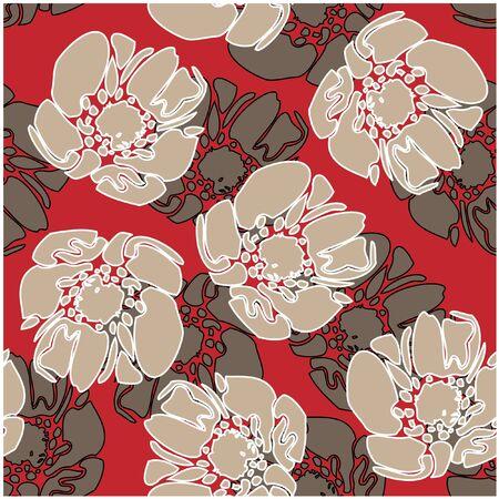 art vintage pattern background Stock Photo - 13122884