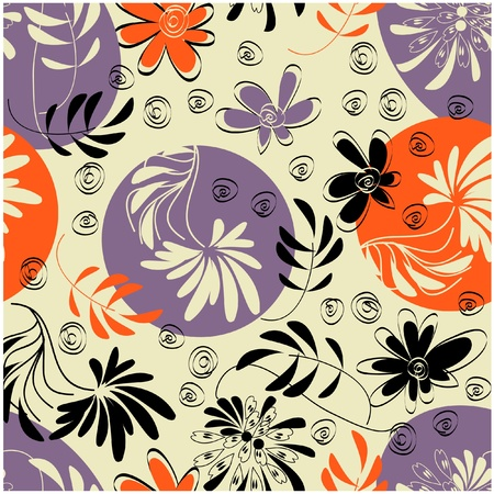 art vintage pattern background Stock Photo - 13123073
