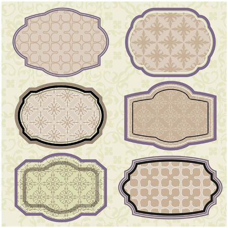 art vintage pattern background Stock Photo - 13133212
