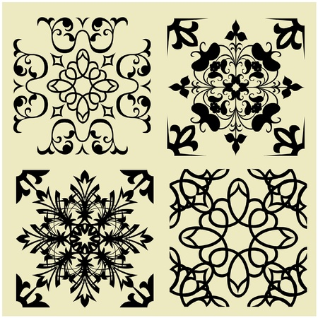 art vintage pattern background Stock Photo - 13133202