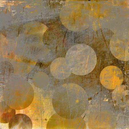 arte moderno: el arte abstracto del grunge textura de fondo