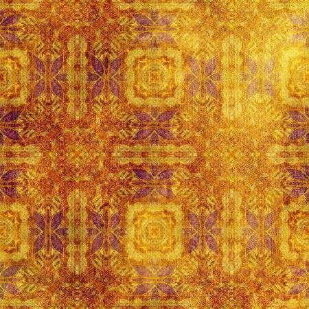 art vintage damask seamless pattern background Stock Photo - 13984924