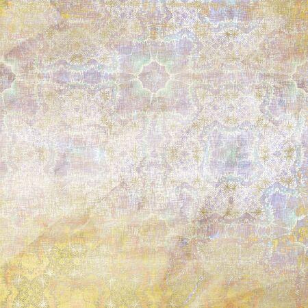 art vintage damask seamless pattern background Stock Photo - 13984724