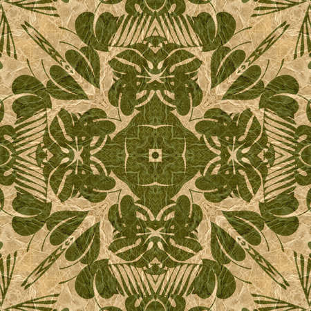 art vintage damask seamless pattern background Stock Photo - 13984777