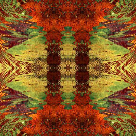 tribal pattern: art eastern ornamental traditional pattern