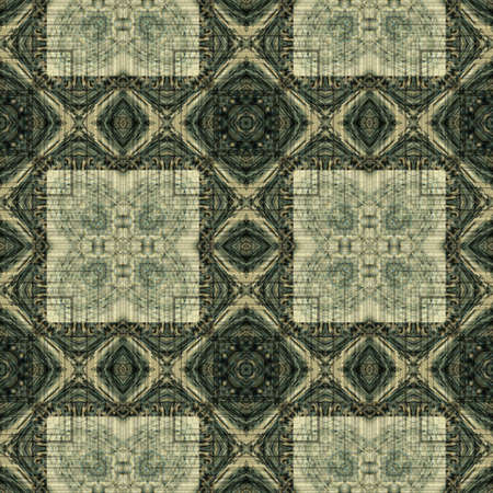 art vintage geometric ornamental pattern Stock Photo - 13998010