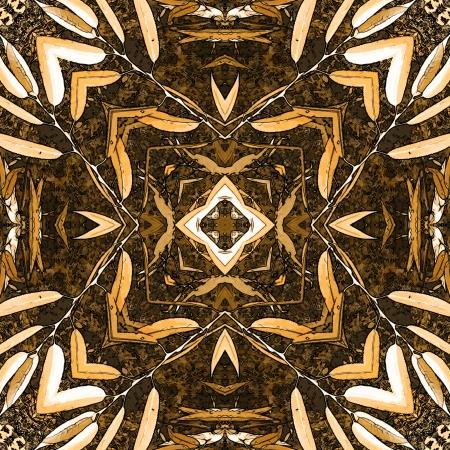 art vintage geometric ornamental pattern photo