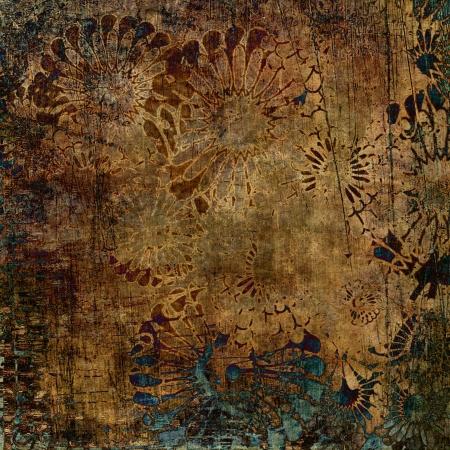 kunst grunge vintage textuur achtergrond