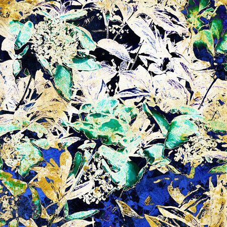 art floral grunge graphic background photo