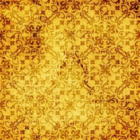 striped wallpaper: art vintage damask seamless pattern background