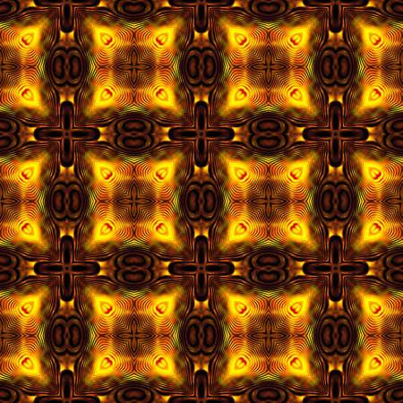 art vintage damask seamless pattern background  photo