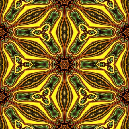 art vintage damask seamless pattern background Stock Photo - 14057825