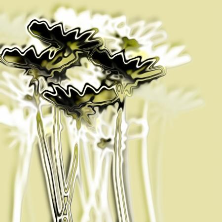 art glass background photo