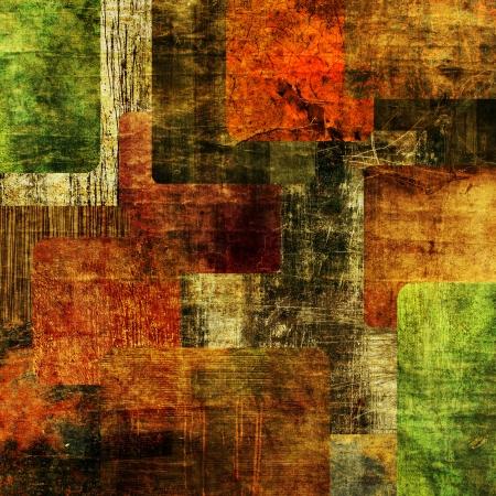 kunst abstract grunge pleinen achtergrond Stockfoto