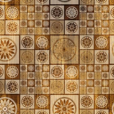 art set of patterns Stock Photo - 14595528