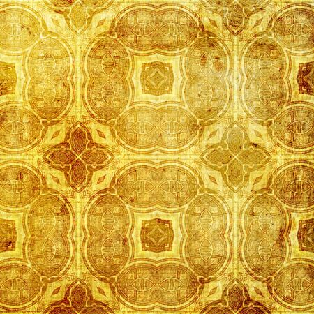 art vintage grunge background with damask  patterns  Stock Photo - 15020743