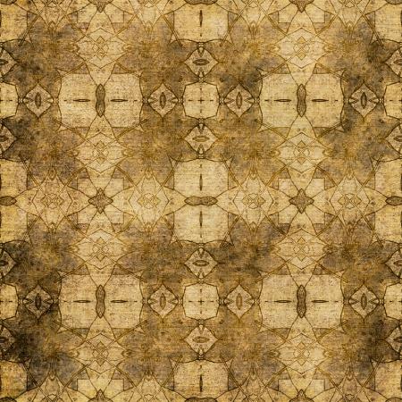 art vintage grunge background with damask  patterns Stock Photo - 15020752