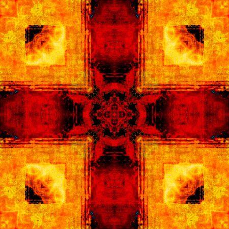 art eastern ornamental traditional pattern Stock Photo - 15061270