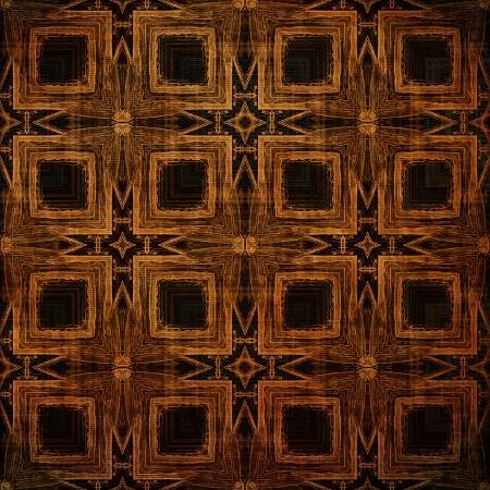 art vintage grunge achtergrond met damast patronen