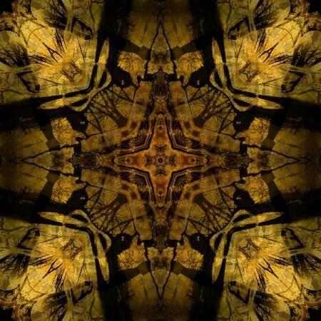 art nuvo colorful ornamental vintage pattern Stock Photo - 15082645