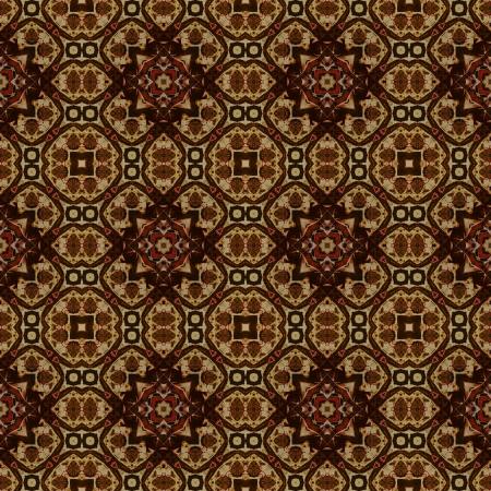 kunst Nuvo kleurrijke sier uitstekend patroon Stockfoto
