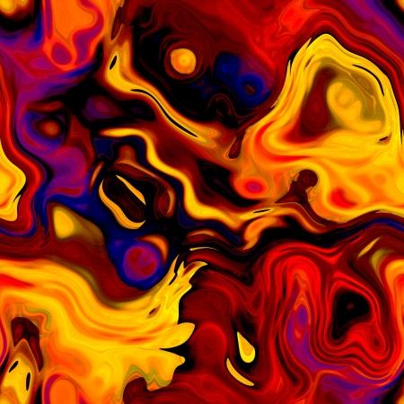 art abstract rainbow pattern background photo