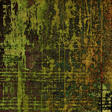 art abstract grunge textured background Stock Photo - 17363496