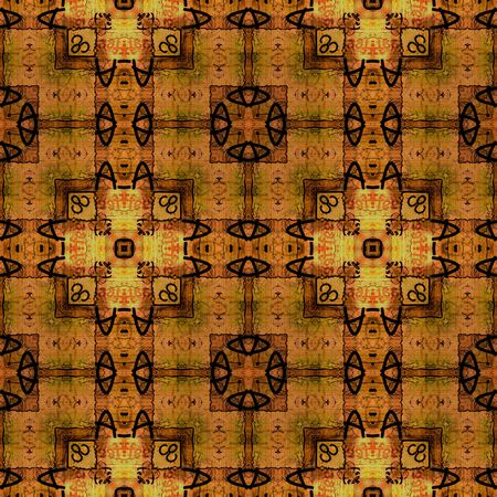 art eastern ornamental traditional pattern photo