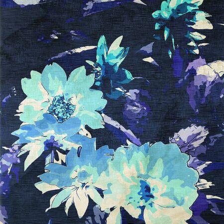 art grunge floral vintage background Stock Photo - 17370949