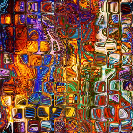 art glass colorful texture background Stock Photo - 17387681